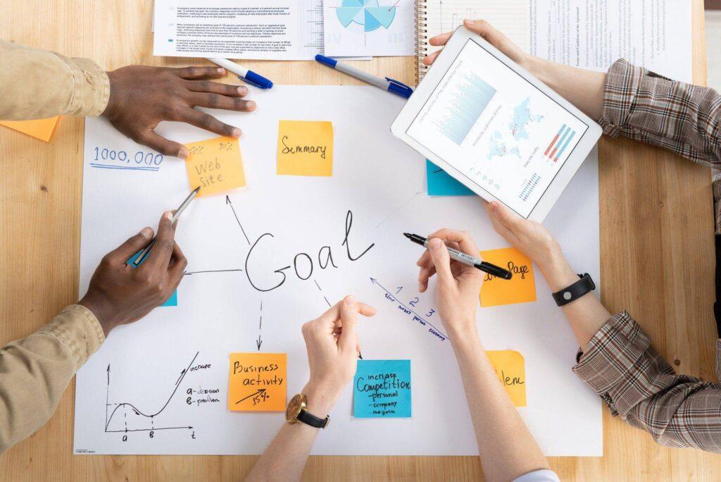 Tasks for business development