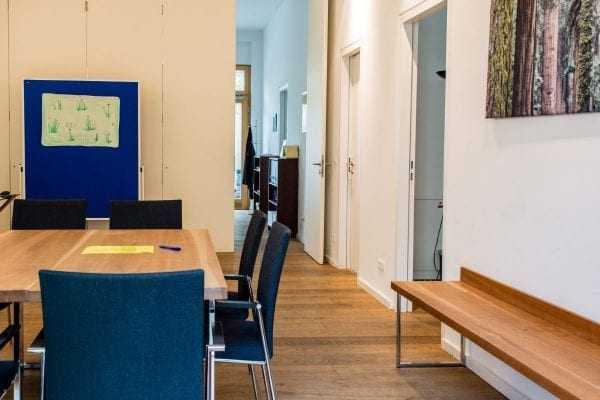 Besprechungsraum zum Mieten in Berlin