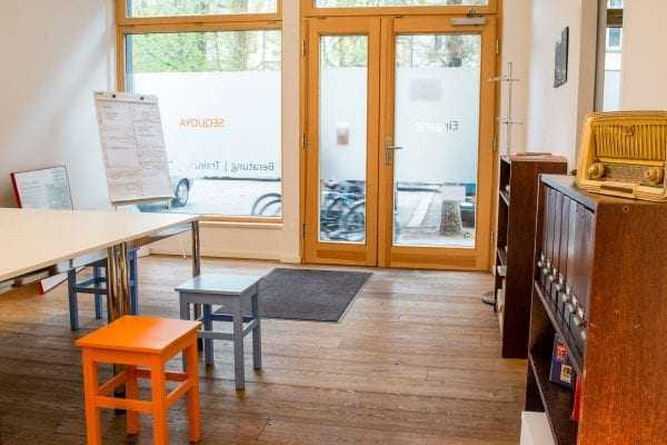 Innenansicht Vermietung Seminarräume Berlin