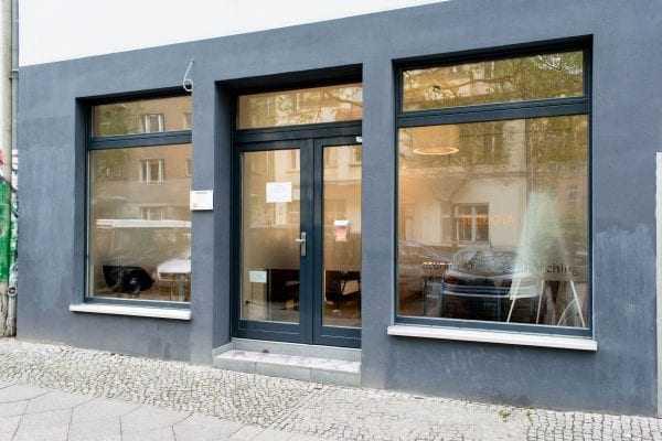 Außenansicht Seminarraum-Vermietung Berlin
